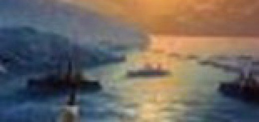 Айвазовски, корабли