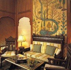 История стилей интерьера Египетский стиль