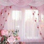 Декорируем окно шторами
