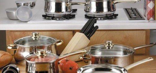 Посуда для приготовления должна быть не только эстетичной, но безопасной