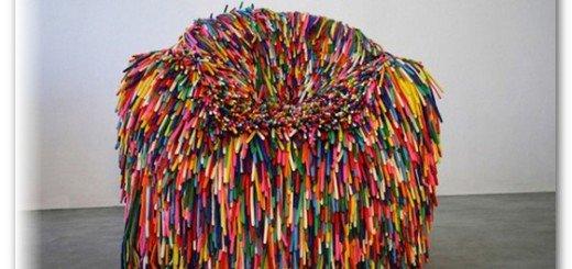Стул тысячи воздушных шаров