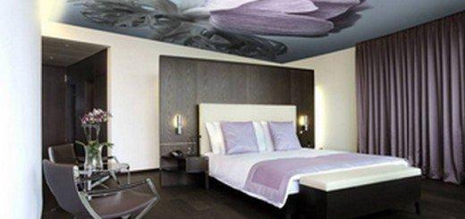 Потолок - гармоничное завершение интерьера