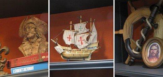Пиратский дизайн интерьера детской комнаты