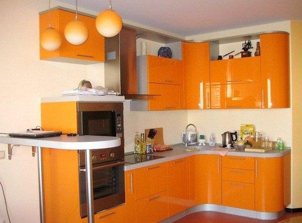 Выбираем цвета для кухни