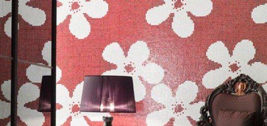Модная плитка в дизайне интерьера