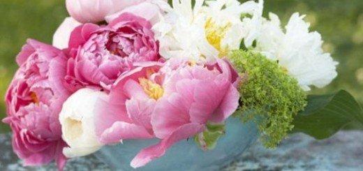 Идеи украшения цветами на День Матери