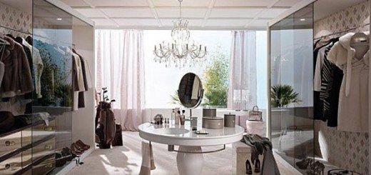 Элегантный умывальник и туалетный столик