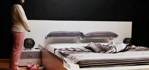 Кровать, которая сама заправляется
