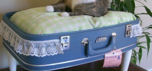 Доставайте старые чемоданы