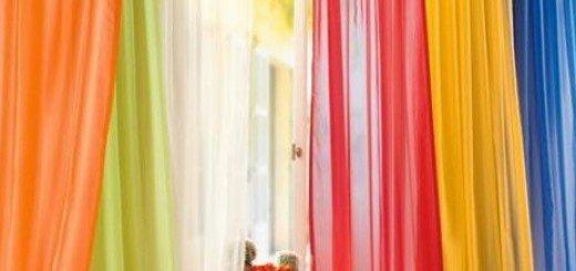 Модные шторы для спальни
