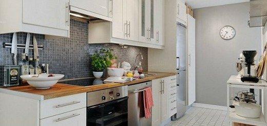 В каких стилях производятся кухонные гарнитуры