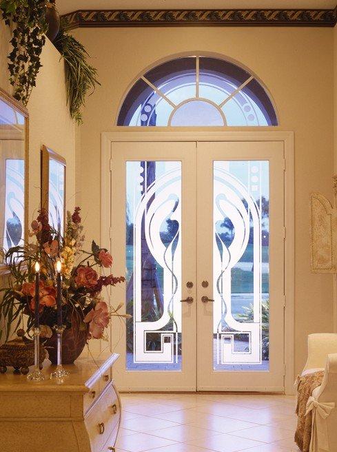 Двери дизайн входные