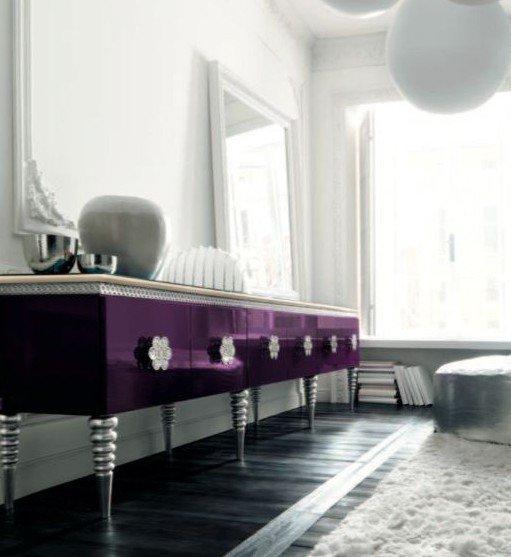 Королевский пурпур не подавляет