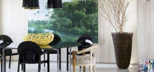 Современный дизайн интерьера Фабио Галеаццо
