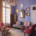 Колоритный арабский стиль в интерьере