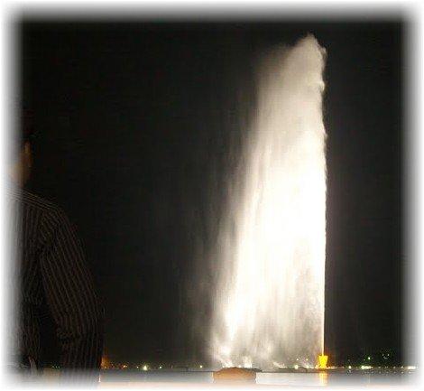 Самые впечатляющие современные фонтаны