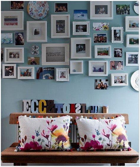 Фото на стенах, остановись, мгновенье!