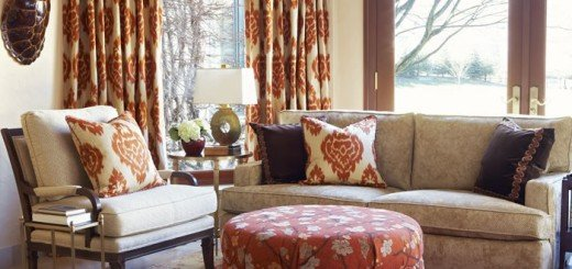 Обновить мебель, чтобы выглядела богато