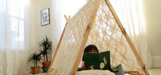 Уютный свой уголок - палатка