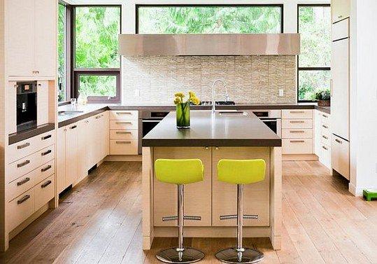 Потрясающие идеи дизайна кухни