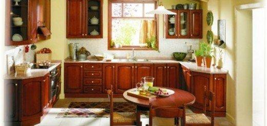 Классический стиль кухни - создание маленькой страны