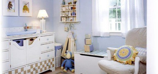 Что учесть делая ремонт детской комнаты