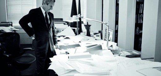 Известный дизайнер Thierry W. Despont