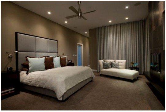Современная спальня с дизайном We Love