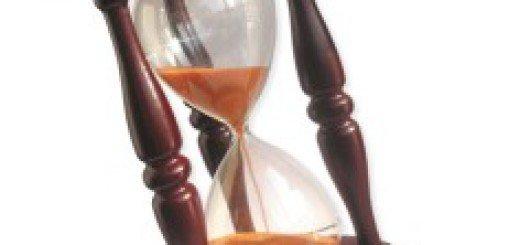 Песочные часы украсят любой дом