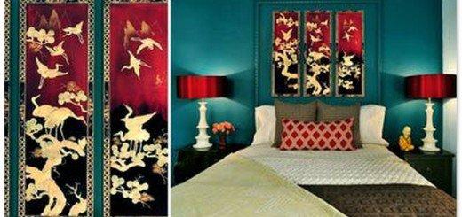 Элементы Азиатского стиля