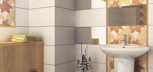 Керамическая плитка в интерьере дома
