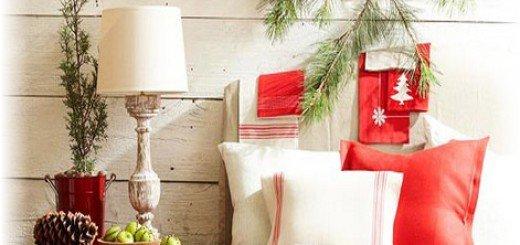 Праздничное оформление спальни