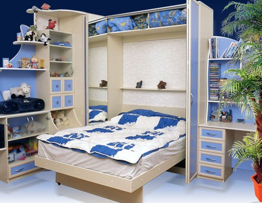Выбор складной кровати