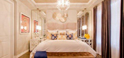 Как правильно выбрать освещение спален