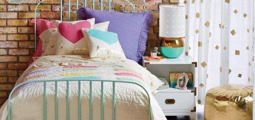 интересные идеи для детской, детская кровать