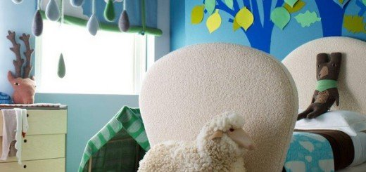 Идеи оформления детской , на свежем воздухе