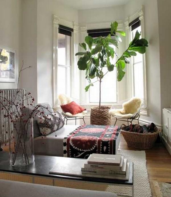 Этнические мотивы в дизайне дома