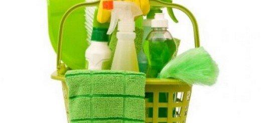 Натуральные средства для уборки