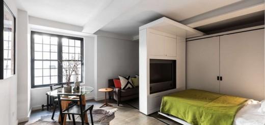 Как организовать пространство маленькой квартиры,  уголок отдыха