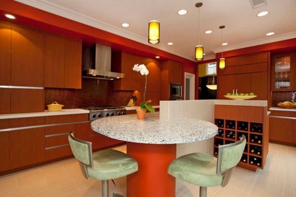 Кухня в азиатском стиле