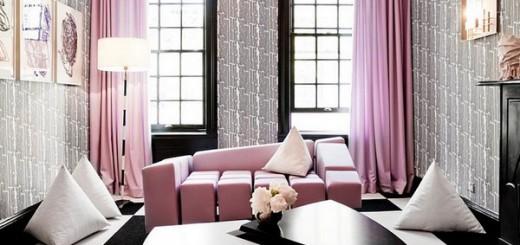 Летние тенденции  в дизайне интерьера., пастели и акварели