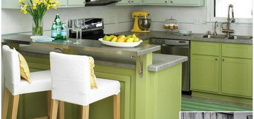 Как обновить кухню. Свежие Идеи
