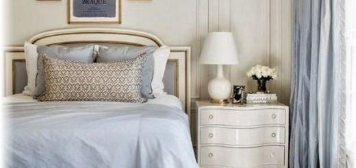 Восхитительная спальня в стиле Прованс4