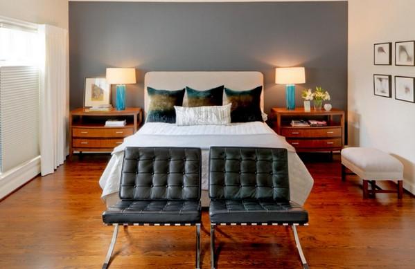 Как избавиться от пыли, мебель с гладкой поверхностью