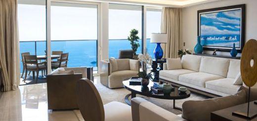 Самая дорогая квартира в мире , большие окна