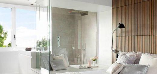 Текстуры в дизайне элегантной спальни