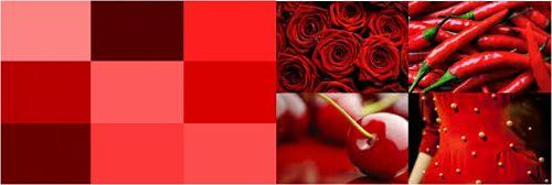 любимый красный цвет