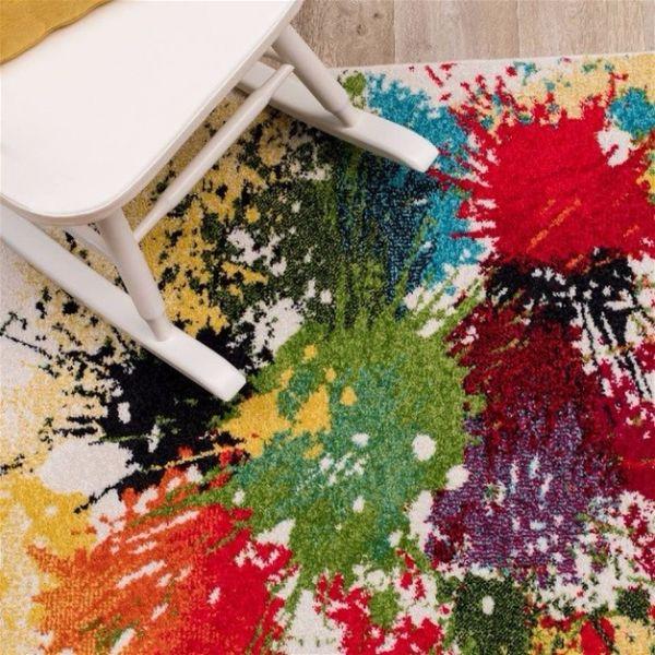 Дизайн в восточном стиле - идеи оформления интерьера яркие краски