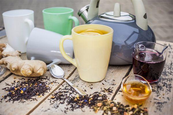 Осенние идеи для дома как подавать чай