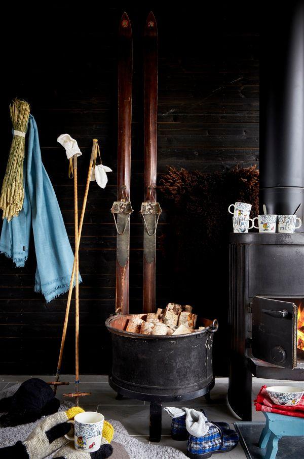 Датское искусство Hygge  уют в домашней атмосфере-